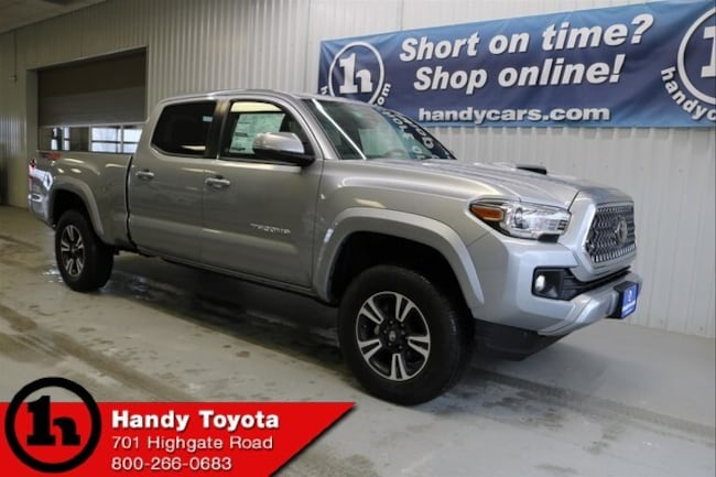 2019 Toyota Tacoma TRD Sport V6 Double Cab Long Bed 4WD Truck