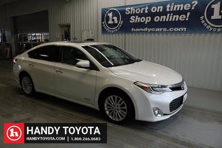 2015 Toyota Avalon Hybrid XLE Sedan