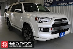 New 2019 Toyota 4Runner Limited 4WD SUV