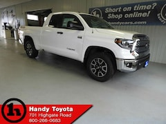 New 2019 Toyota Tundra SR5 Double Cab 5.7L V8 4WD TRD Off Road Truck