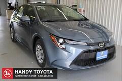 2020 Toyota Corolla L FWD Sedan