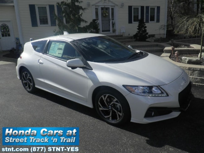 2016 Honda CR-Z EX Hatchback