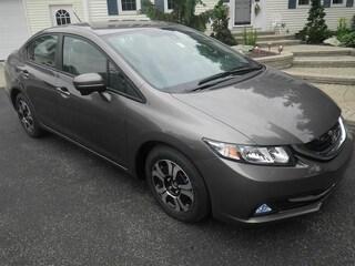 2014 Honda Civic Hybrid w/Leather Sedan