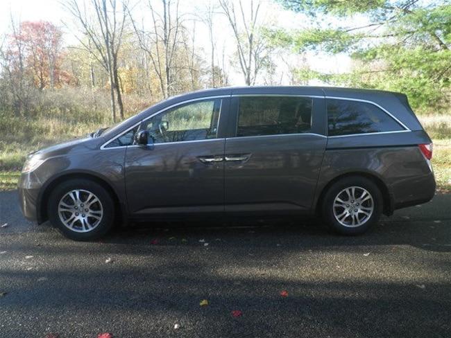 2012 Honda Odyssey EX-L Van