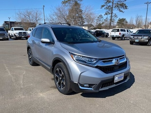 2017 Honda CR-V Touring AWD SUV