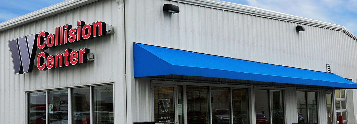 Jeff Wyler Honda >> Jeff Wyler Body Shop | Collision Center | Cincinnati ...