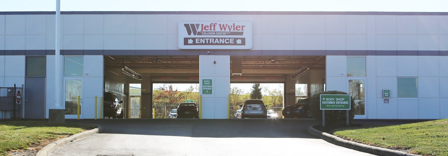 Honda Dealership Louisville >> Jeff Wyler Body Shop | Collision Center | Cincinnati | Louisville | Columbus