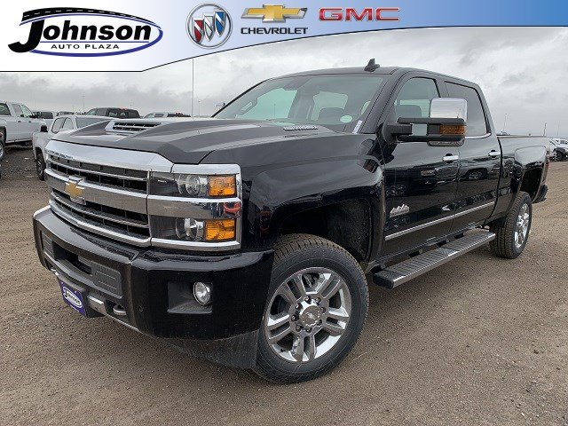 2019 Chevrolet Silverado 2500HD High Country 4WD Crew Cab 153.7 High Country