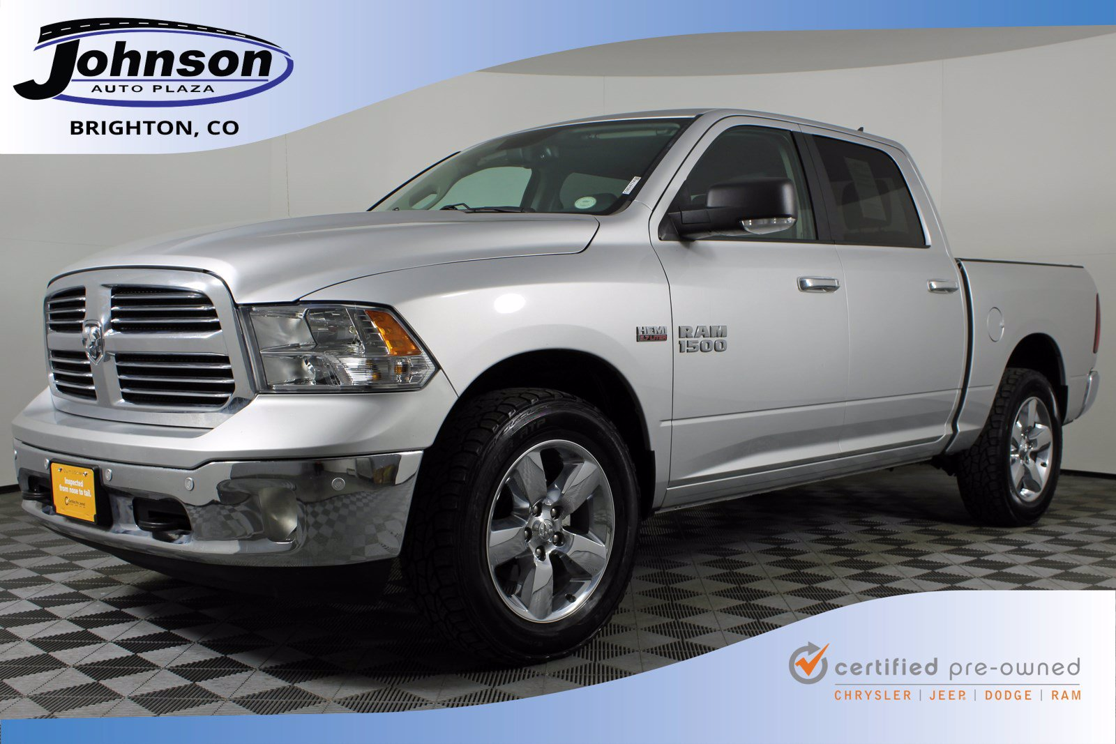 Used Ram 1500 Brighton Co