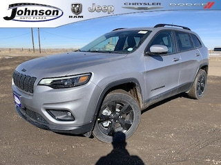 2019 Jeep Cherokee Latitude Plus 4x4 Altitude 4x4