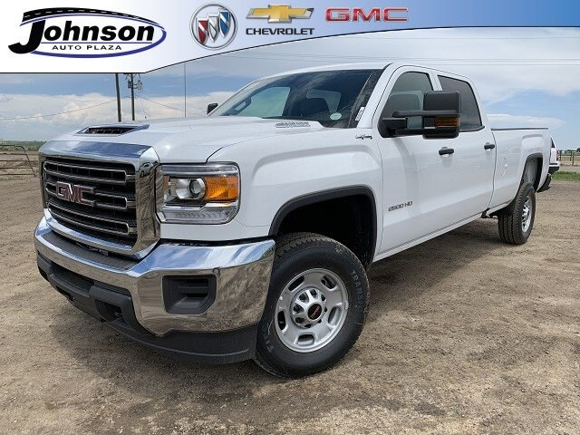 2019 GMC Sierra 2500HD Base 4WD Crew Cab 167.7