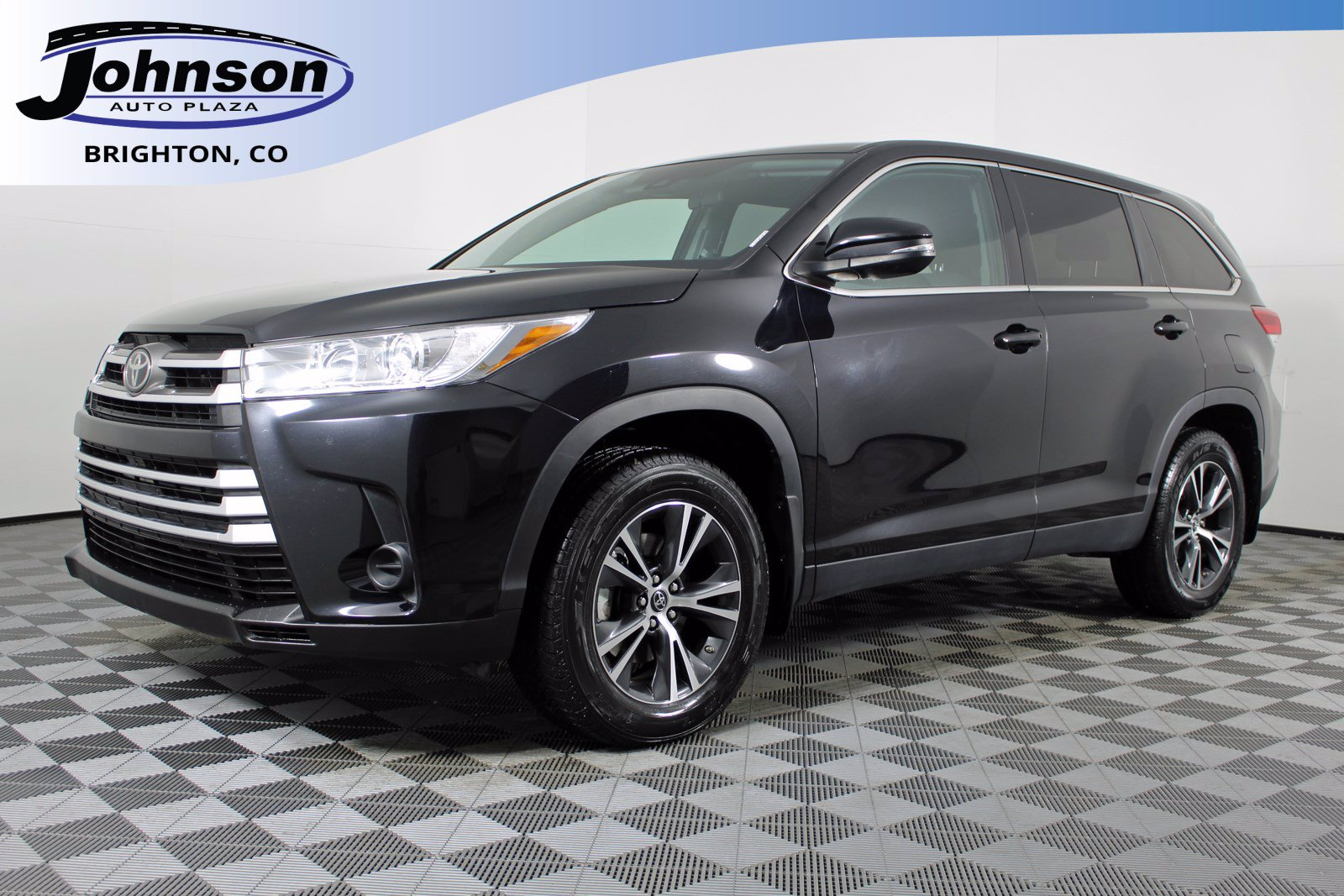 Used Toyota Highlander Brighton Co