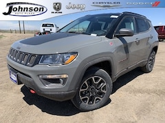 2019 Jeep Compass Trailhawk 4x4 SUV