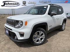 2019 Jeep Renegade Limited 4x4 Limited 4x4
