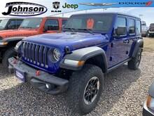 2018 Jeep Wrangler Unlimited Unlimited Rubicon 4x4 SUV