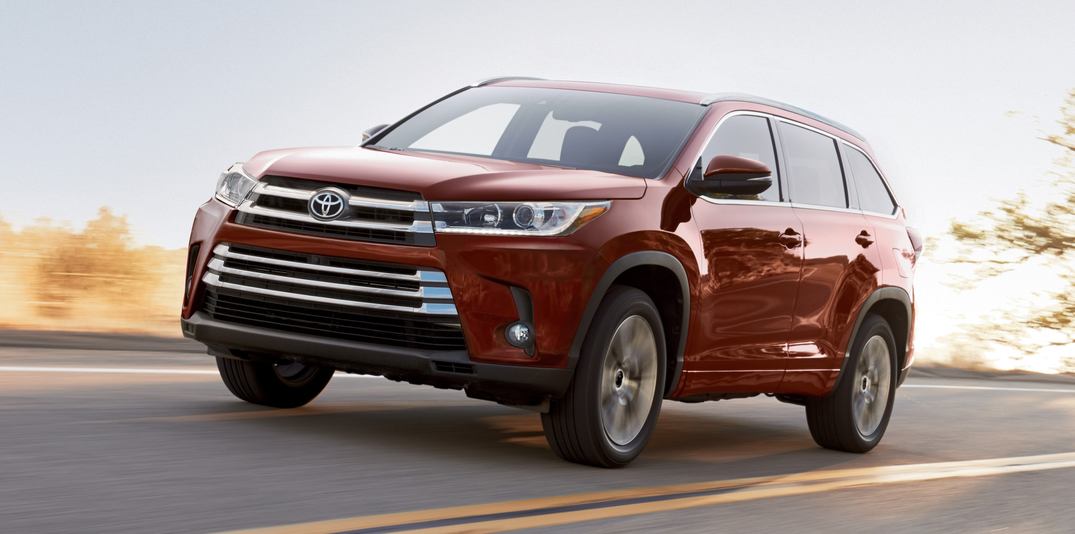 What Are The Features Of The 2019 Toyota Highlander