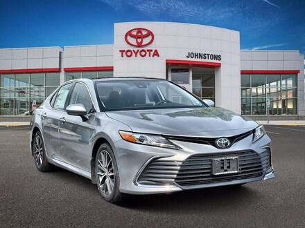2021 Toyota Camry XLE V6 Sedan