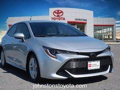 Used 2019 Toyota Corolla Hatchback SE Hatchback Middletown, New York