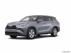 2021 Toyota Highlander LE SUV