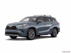 2021 Toyota Highlander Platinum SUV