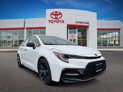 2021 Toyota Corolla SE Nightshade Edition Sedan