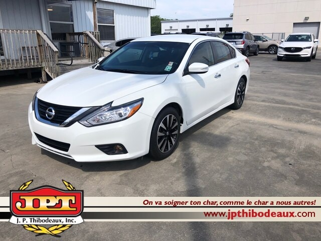 Jp Thibodeaux Used >> Pre Owned Inventory J P Thibodeaux Nissan