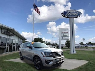 New 2020 Ford Expedition Limited SUV For Sale in Mount Carmel
