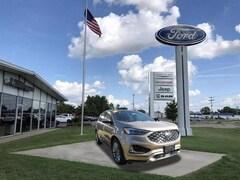 New 2020 Ford Edge Titanium SUV for Sale in Mount Carmel IL