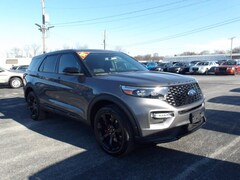 New 2021 Ford Explorer ST SUV for Sale in Mount Carmel IL