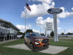 New 2020 Ford EcoSport SES SUV for Sale in Mount Carmel IL
