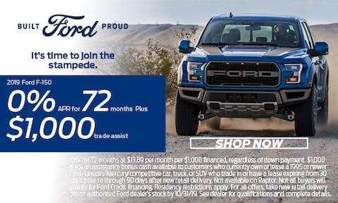 October | Ford Trucks