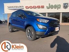 Used 2018 Ford EcoSport S SUV for Sale near Oshkosh, WI
