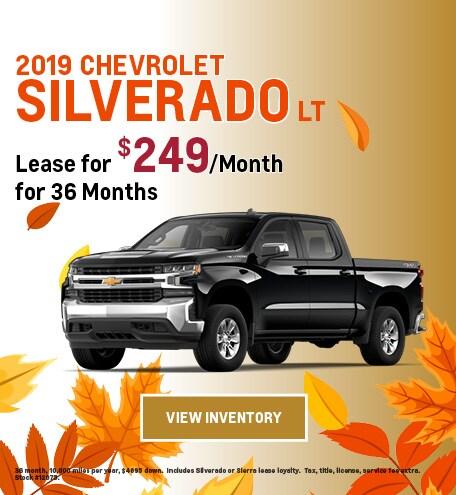 November 2019 Silverado Special