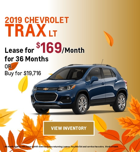 November 2019 Trax Special