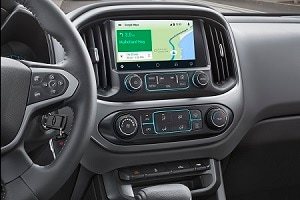2018 Chevrolet Colorado Technology Package