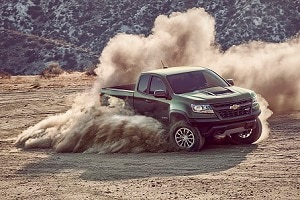 2018 Chevrolet Colorado Performance