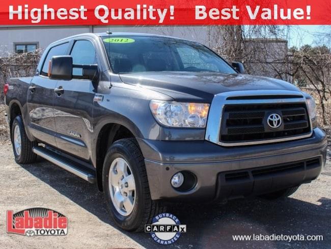 2012 Toyota Tundra SR5 Truck Crew Max