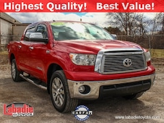 2011 Toyota Tundra Limited Truck Crew Max