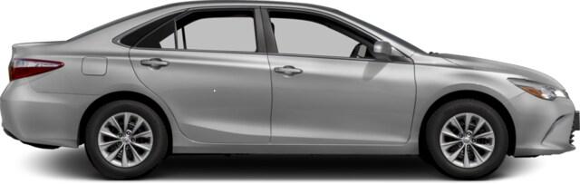 Toyota Camry Vs Chevrolet Malibu Mid Size Cars At Labadie Toyota