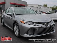 New 2019 Toyota Camry XLE Sedan