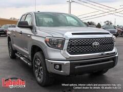 New 2019 Toyota Tundra SR5 5.7L V8 w/FFV Truck Double Cab