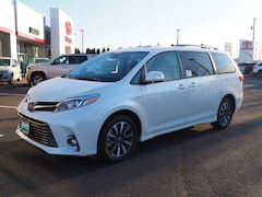 New 2019 Toyota Sienna Limited 7 Passenger Van for sale Philadelphia