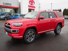 New 2019 Toyota 4Runner Limited SUV for sale Philadelphia