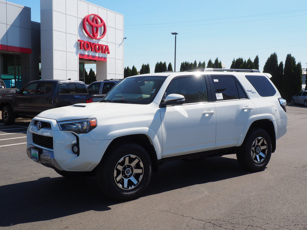 New 2019 Toyota 4Runner For Sale | Albany OR | JTEBU5JR1K5694139
