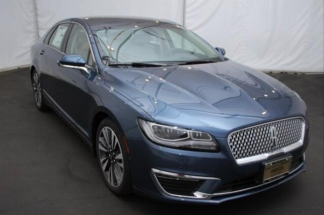 New 2019 Lincoln MKZ Hybrid Reserve II Sedan for sale in Olympia WA