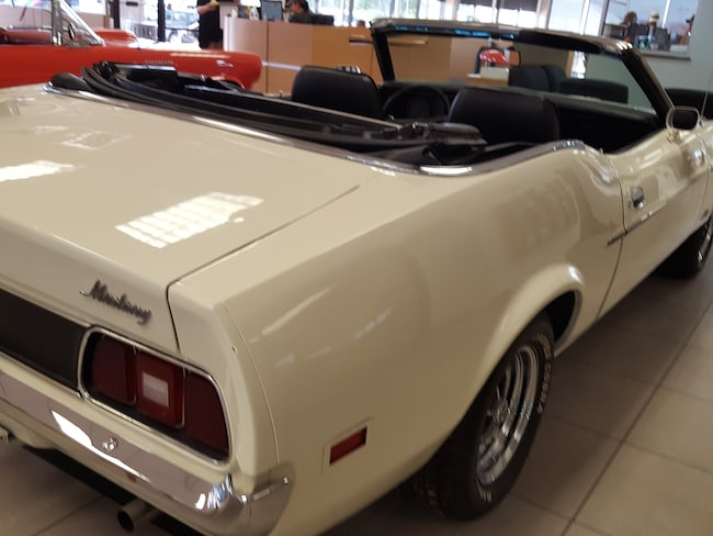 Used 1972 Ford Mustang For Sale Tx