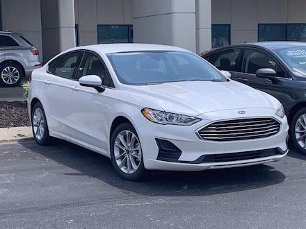 2020 Ford Fusion Hybrid SE Hybrid w/ Tech Package ** Retired Courtesy ** Sedan