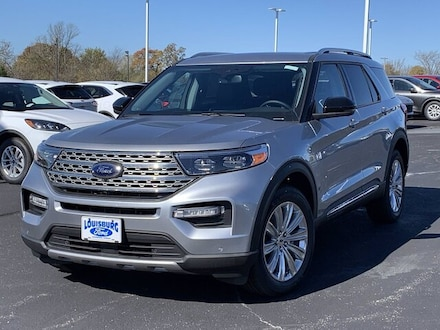 2021 Ford Explorer Limited 4x4 ** Retired Courtesy Car ** SUV