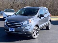 2020 Ford EcoSport Titanium 4x4 SUV