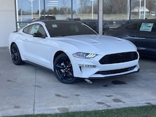 2021 Ford Mustang Ecoboost Fasback Coupe